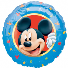 Mickey Mouse Foil Helium Balloon